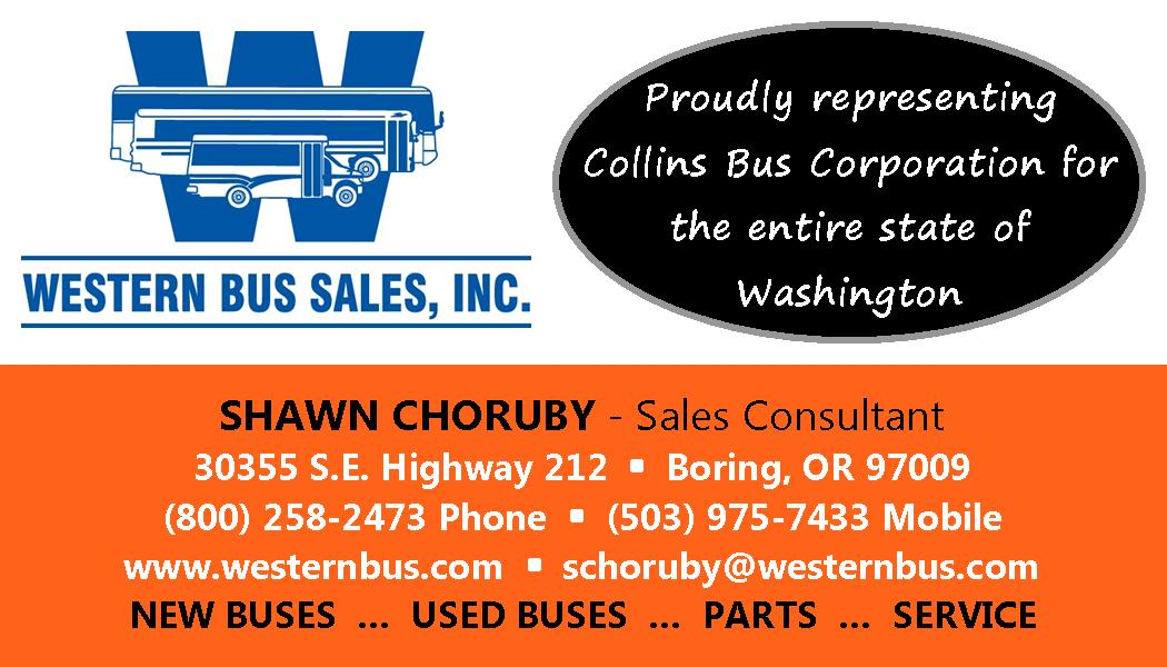 Western Bus Sales, INC